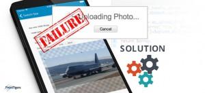 WordPress App Image Resize Failure While Upload