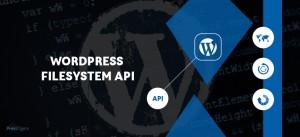WordPress Filesystem API