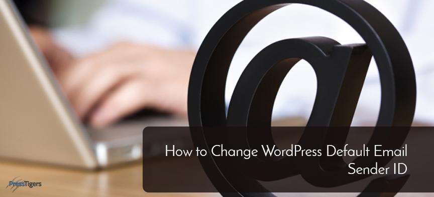 wordpress how to change page_id