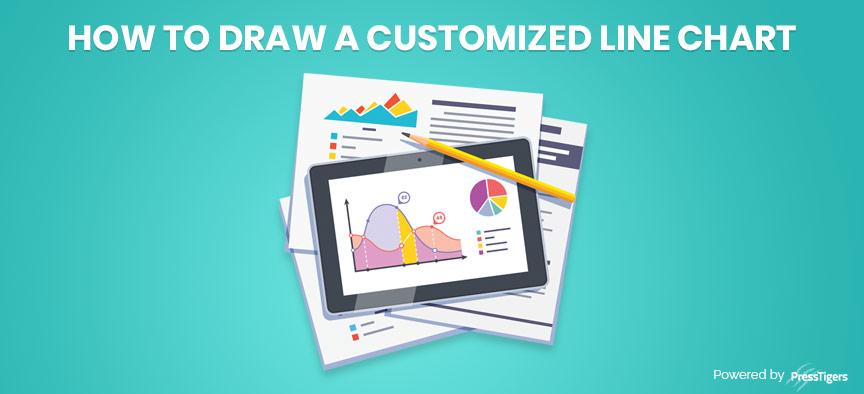 How to draw customized line chart using Chart JS?   PressTigers