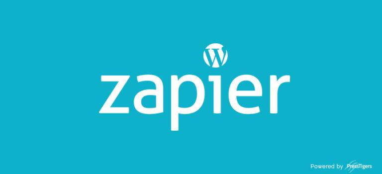 Zapier Integration with WordPress