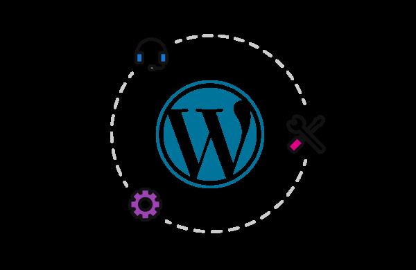 WordPress Support System