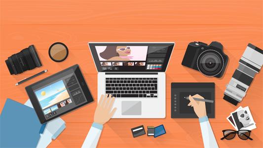 Create Images & Videos Enriched Blogs