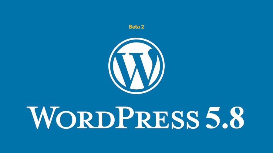WordPress 5.8 features